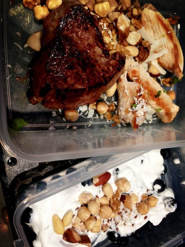 SBC flight meal