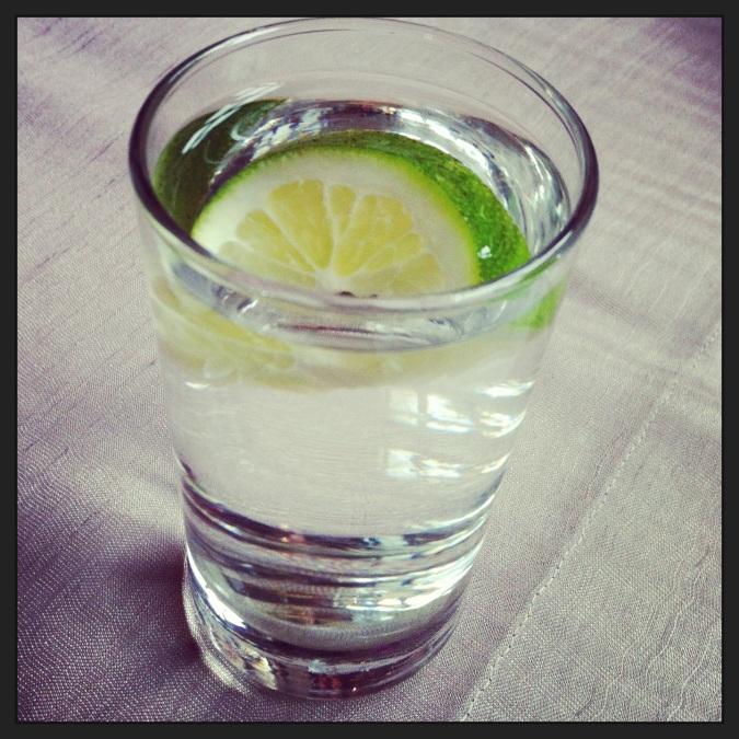 Water shot Poland