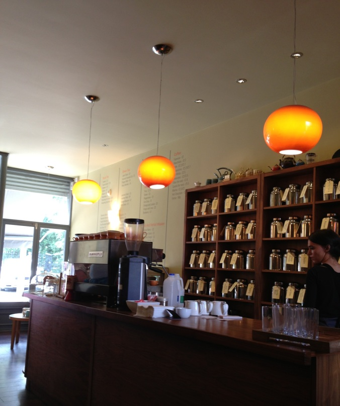 Waterloo Tearoom inside